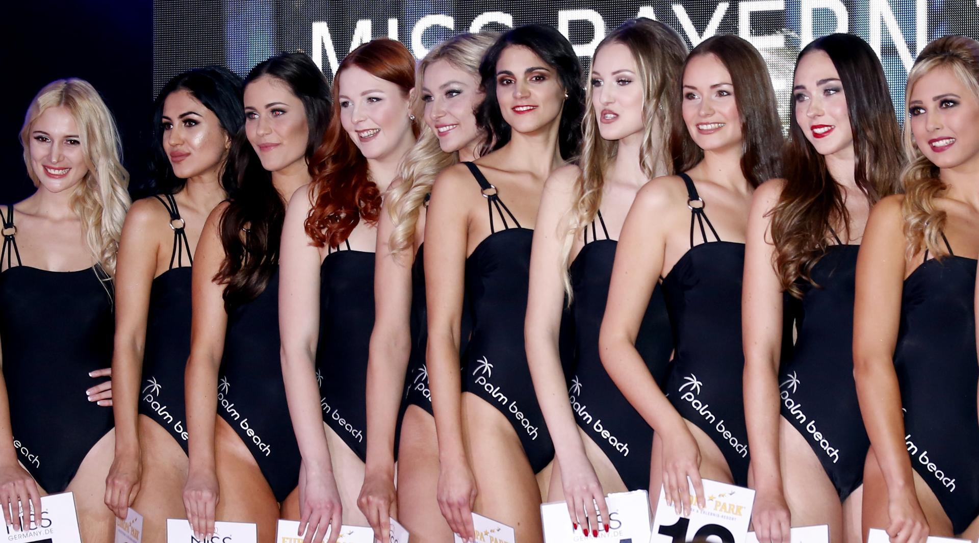 Eventfotografie - Miss Bayern 2018